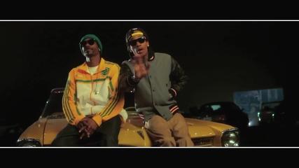 Snoop Dogg Wiz Khalifa - Young, Wild and Free ( Високо Качество ) + Превод