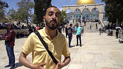East Jerusalem: First Friday prayer of Ramadan held at Al-Aqsa mosque