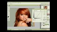 Lindsay Lohan - Малка Промяна С Фотошоп