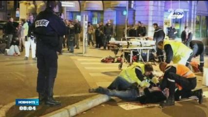 Мъж умишлено прегази с автомобила си 11 души във Франция