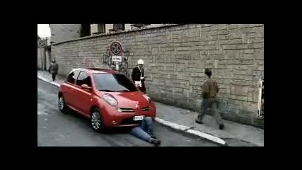 Ето колко са хитри жените шофьори...