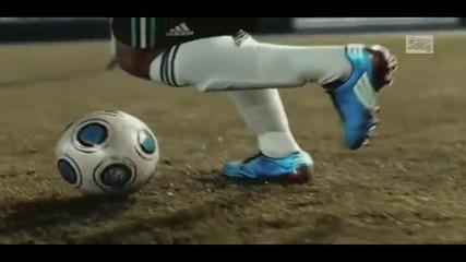 Lionel Messi vs. Wayne Rooney [2011 Trailer] Hd