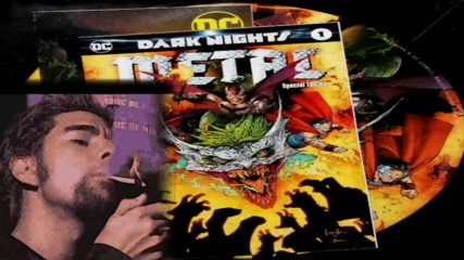 Chino Moreno - Brief Exchange from Dcs Dark Nights Metal Soundtrack
