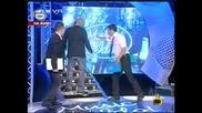 Иван и Андрей отново правят гафове в Music Idol 2 - Господари на ефира 9.05.2008