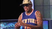 Dennis Rodman -- BRUTALLY FIRES BIZ MANAGER ... You're A Total Fraud!!!