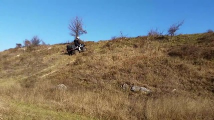 Atv can am Outlander 800cc max ltd
