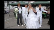 Свадбата на Боре и Силва от 03.09 2012