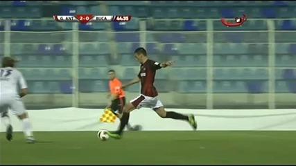 Газиантепспор - Буждаспор 2:0 Гол на Ивелин Попов