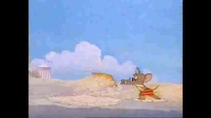 Пародия На Том И Джери - Голям Плувец