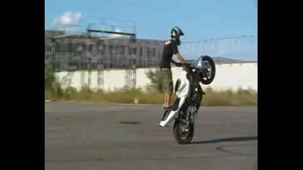 Summer stunt meet Lubimec
