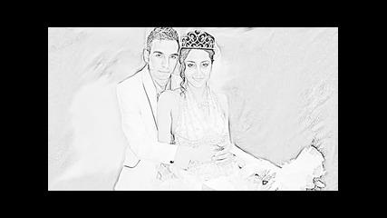 Божидара и Гошко Снимки от нашата Свадба (аз няма да умра,но ще живея)