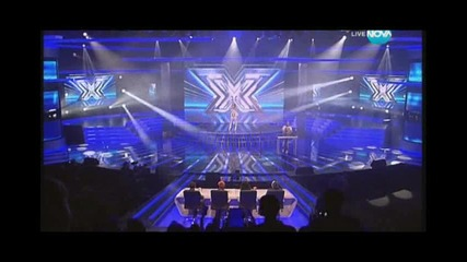 X-factor Antonia and Tom Boxer - Morena