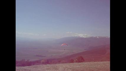 Полет с парапланер тандем от Бузлуджа