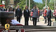 Тържествен водосвет на бойните знамена - 6.5.2018 - пълен запис на церемонията