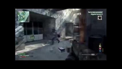 Mw3_ Aggressive Mob Gameplay!