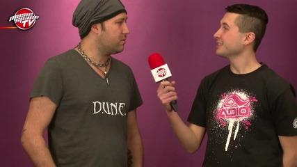 D.U.N.E.: Новият албум Heavy Rain се продава в цял свят