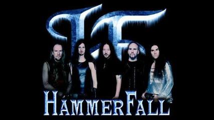 Hammerfall - Hearts On Fire (lyrics)