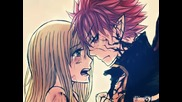 Natsu and Lucy(nalu love)break Out-fairy Tail op18