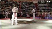 European Championship Shinkyokushin 2012 - Valeri Dimitrov - Marciej Mazur