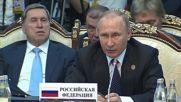 Kyrgyzstan: 'Russia did not annex anything' – Putin responds to Ukrainian Ambassador