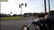 Ghost Rider в реалния живот