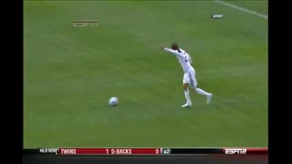 David Beckham 2011 Mls Season All Goals and Assists