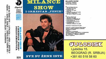 Milance Show - Sonja Sonja (hq) (bg sub)