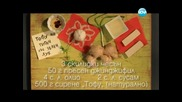 Желирани петифури, тофу на тиган, ориз с къри в уок - Бон Апети (15.03.2013)