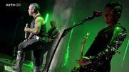 Rammstein - Ramm 4 / Reise, Reise / Du Riechst So Gut - Proshot live Hellfest 2016