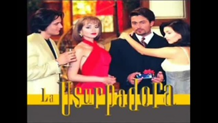 Узурпаторката La Usurpadora(gabriela Spanic and Fernando Colunga)- Traicion (musica incidental)