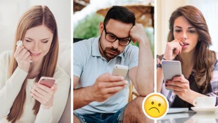 Идва ли краят на връзката? 3 симптома от чата помежду ви