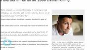 Marine Guilty of Murder in Retrial for 2006 Civilian Killing