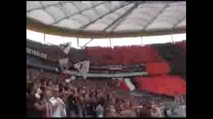 Ultras Frankfurt Choreo Gg. Berlin