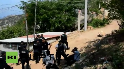 Десет тела са намерени в скрити гробове в Акапулко