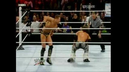 Wwe Raw - The Miz vs. John Morrison 03.01.2011 ( Мач За Титлата На Федерацията )