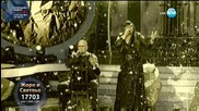 "Жоро и Светльо като Слави Трифонов и Софи Маринова - ""Единствени"" | Като две капки вода"