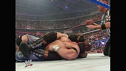 John Cena vs. Bobby Lashley – WWE Title Match: WWE Great American Bash 2007 (Full Match)