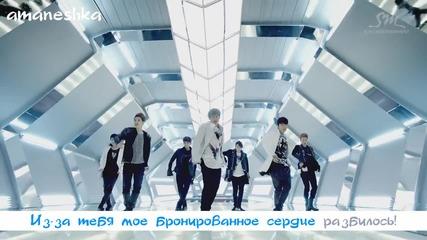 {rus.sub} Super Junior-m__break Down [hd]