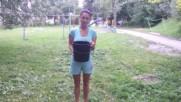 Ice Bucket Challenge Sveta Badzian