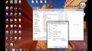 (bg audio) Как да скриеме папка на уиндоус 7