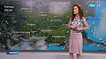 Прогноза за времето (08.06.2016 - обедна емисия)