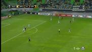 18.02.16 Спортинг Лисабон - Байер Леверкузен 0:1 * Лига Европа *