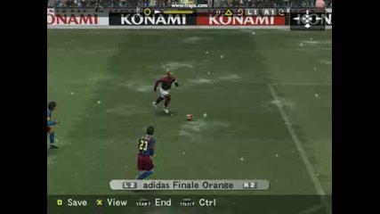 Pes5 - Goal