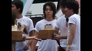 080815 hanchul and the birthday cake