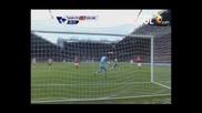 1 гол на Бербатов Hd Качество Манчестер Юнайтед 2 - 0 Съндърланд