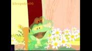 Жаба-жабурана - детска песен