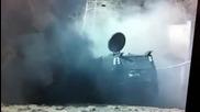 Изпитания с взрив на брониран автомобил Рис