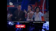 Music Idol 3 - Ели - Dream On - С това парче на Aerosmith Ели Раданова се сбогува с феновете