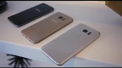 Samsung Galaxy s7 edge and s7