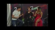 David Bisbal Entrevista Backstage Ritmoson 2014